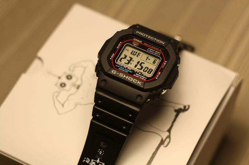 ma nouvelle montre casio g shock gw m 5600 page 4. Black Bedroom Furniture Sets. Home Design Ideas