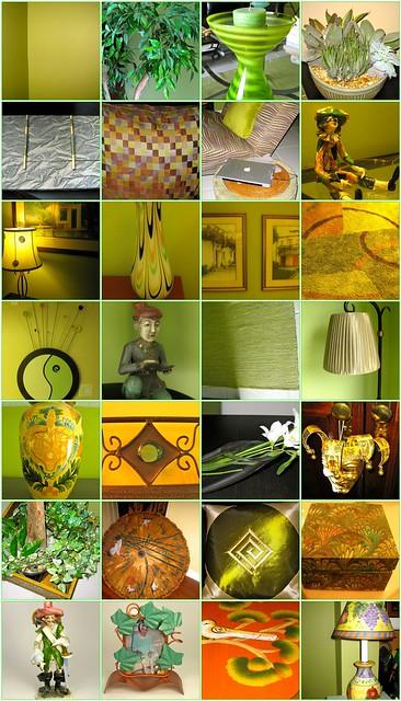 12 Lamp Wall Decor By World Traveler : Green mosaic decor flickr photo sharing