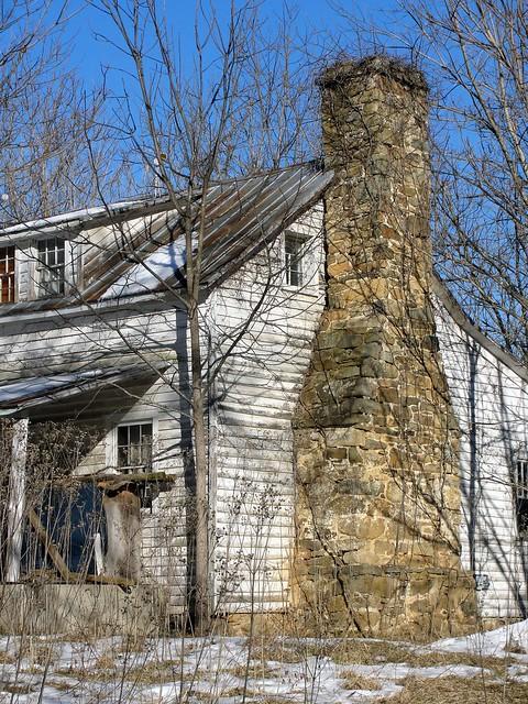 Stone Chimney Flickr Photo Sharing