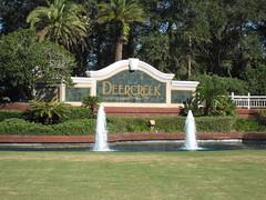 Deercreek Country Club, Deercreek Course