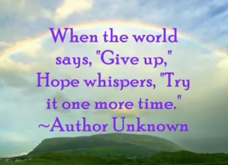 Inspiring Quotes On Hope Inspiring Quotes On Hope Reall Flickr