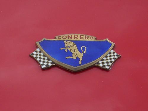 Alfa Romeo Giulietta Sprint Veloce trunk logo