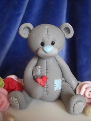 'Me to you' bear - cake topper