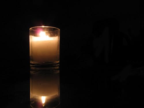 yahrzeit candle for dad - tehdik by sidknee23
