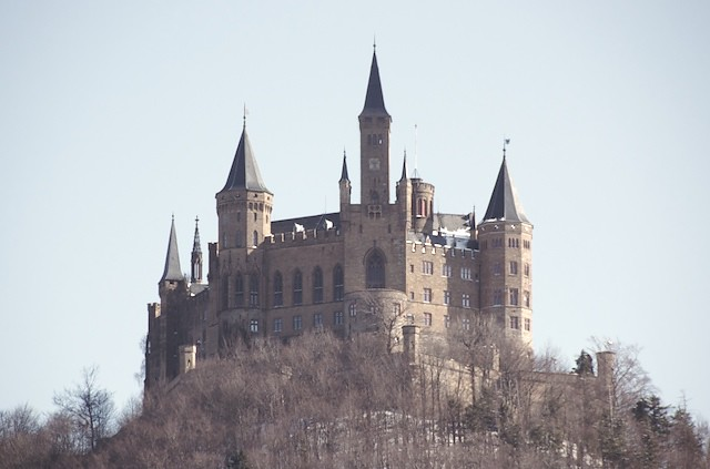 hohenzollern castle by dirtypaws13 - photo #20