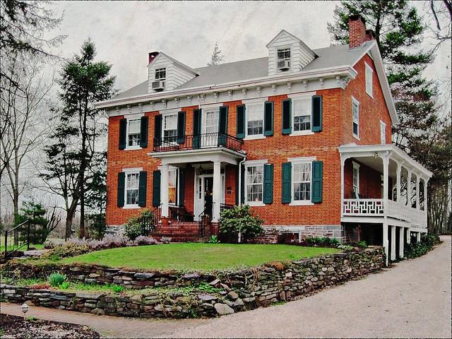 Isaac Lightner Farmhouse Union Field Hospital