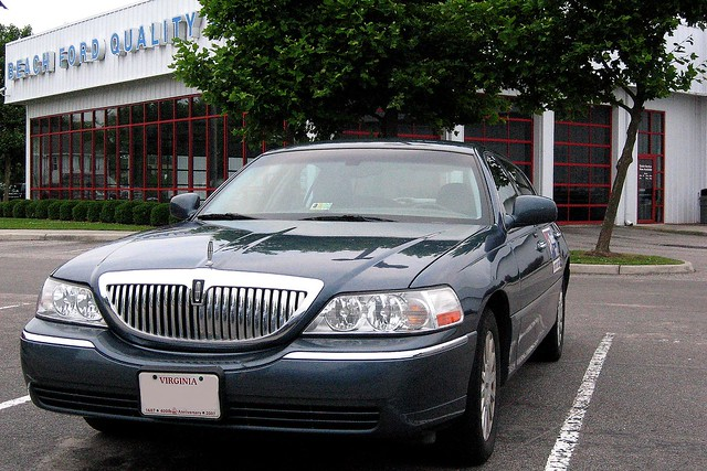 0365 beach ford virginia beach virginia lincoln town car b. Cars Review. Best American Auto & Cars Review