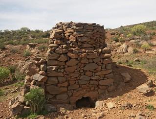 Изображение на Horno de teja. canarias tenerife horno senderismo guíadeisora