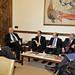 Secretary General Meets with Head of MASHAV
