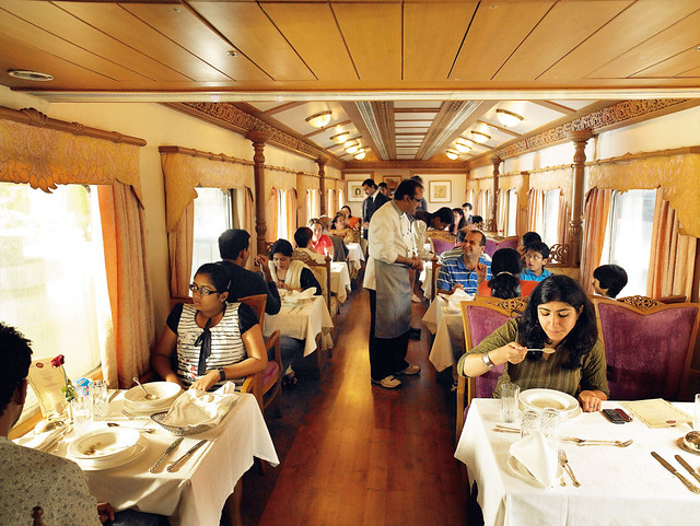 Luxury Rail Tours