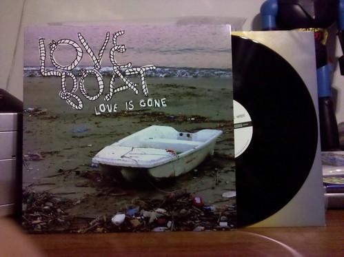 Love Boat - Love Is Gone LP