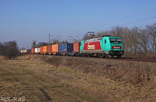 Güterverkehr kunterbunt