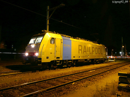 Traxx Mrce Railpool