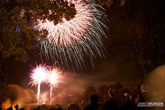Oooooo - Colchester Fireworks, King Coel's Kittens