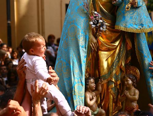 Valencia.Traslado Virgen de los Desamparados  (2)