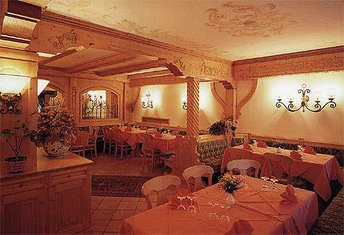 Ristorante - Hotel Residence Cristallo