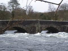 Cumbria Floods November 2009.