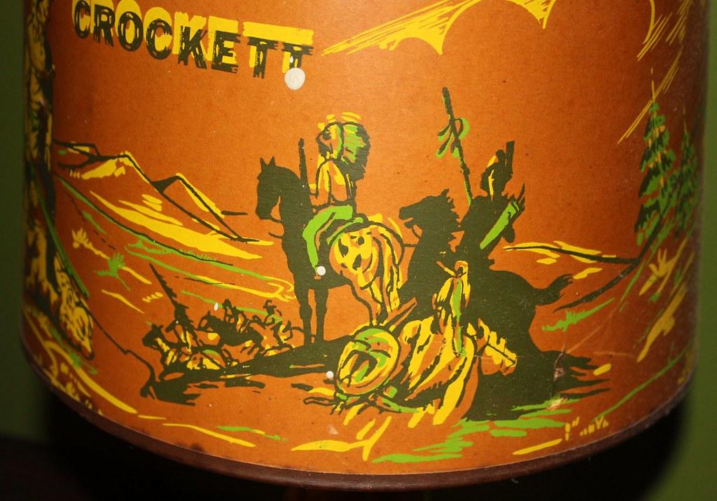 Davy Crockett Detail