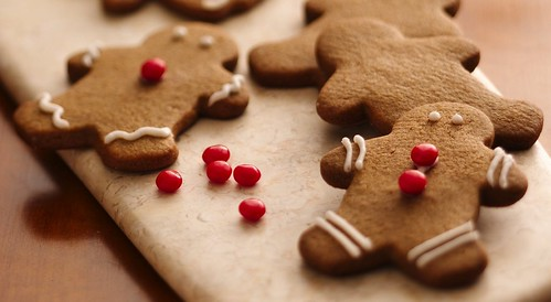 Easy Gingerbread Friends Recipe