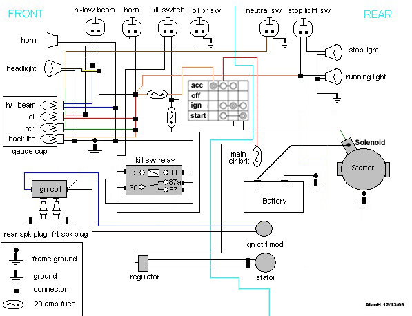 Wiring Schematic Needs Proofing - Page 2