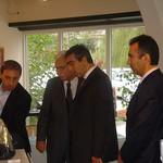 Kültür ve Turizm Bakanı Erkan Mumcu'nun ziyareti