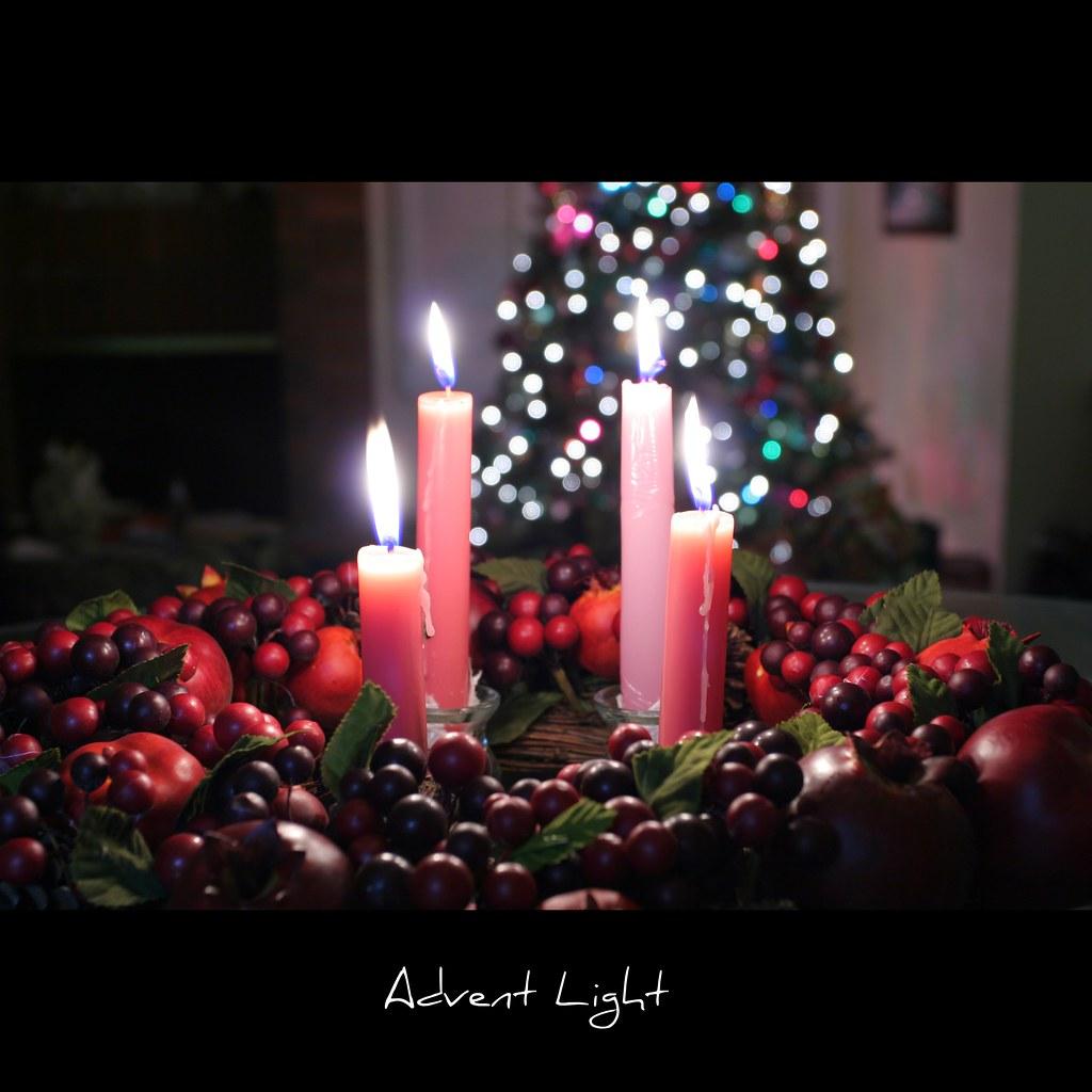The Catholic Tradition Advent Wreath