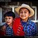 Amigos in san Pedro, Guatemala