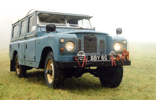 landrover dormobile 3 by messerschmitt owner