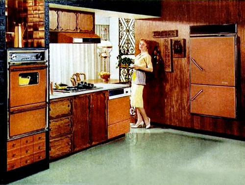 Flickriver photoset 39 72157623092481685 39 by peppermint for 1960 kitchen cabinets