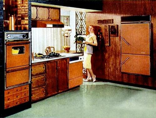 Kitchen 1960 Flickr Photo Sharing