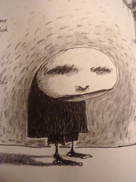 Jimmy, the Hideous Penguin Boy (The Melancholy Death of Oyster Boy & Other Stories) 1997