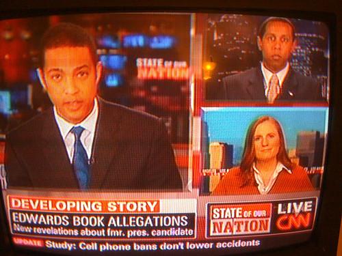 @queenofspain on #CNN #KeepYourPantsOn