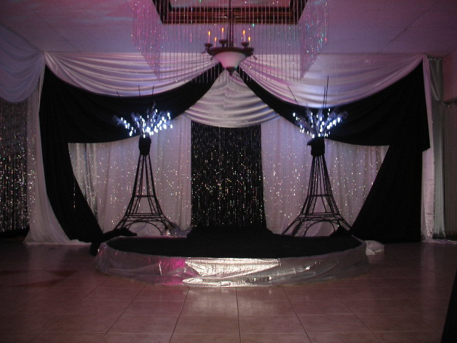 paris theme sweet 16 decor flickr photo sharing