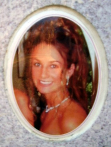 Noticings - Lauren's Grave Portrait