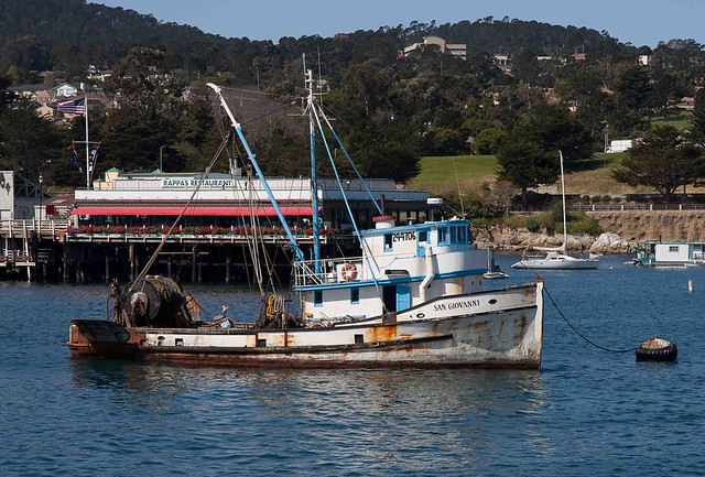 Monterey fishing boat flickr photo sharing for Monterey sport fishing