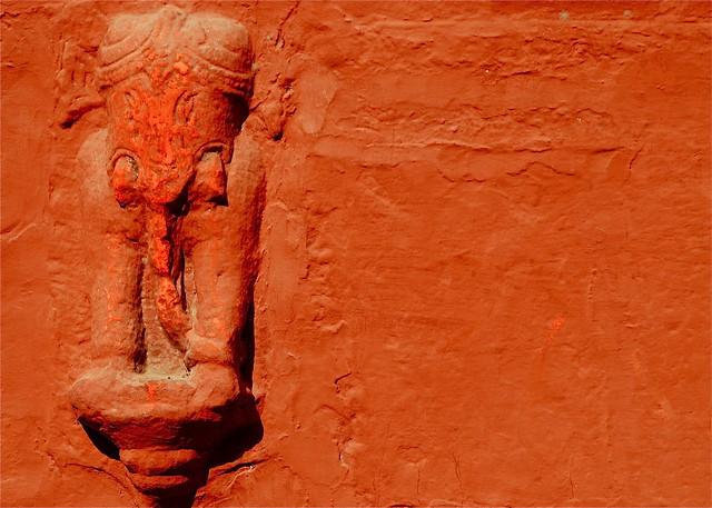 3. Ranthambhore Ganesh ji (Rajasthan)