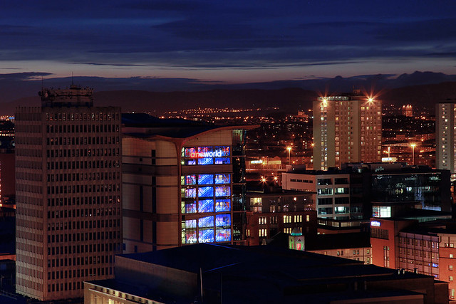 Cineworld (7 Renfrew Street) Glasgow opening times and reviews