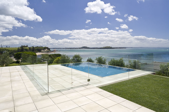 Habitats Landscapes Residential Swimming Pool Design New Zealand 28