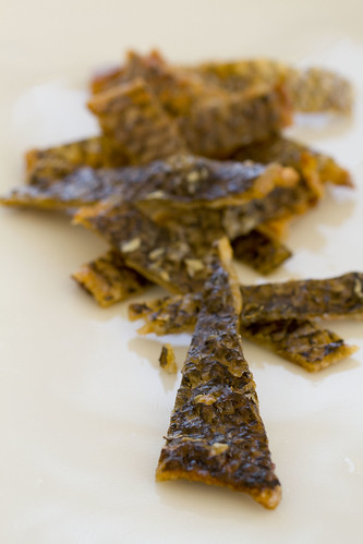 Crispy Salmon Skin Foodmayhem