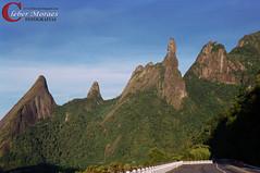 Dedo de Deus - Teresópolis - RJ - Brasil
