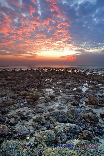 beach sunrise pantai d700 blackstonebeach pantaibatuhitam azamalwi