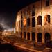 Colloseum, Rome, Italy-motoros napellenző