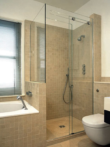 showers for small spaces flickr photo sharing