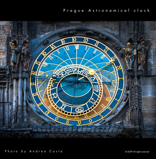 Astronomical Clock - Praga