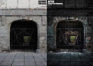 Tone Mapping - Before|After