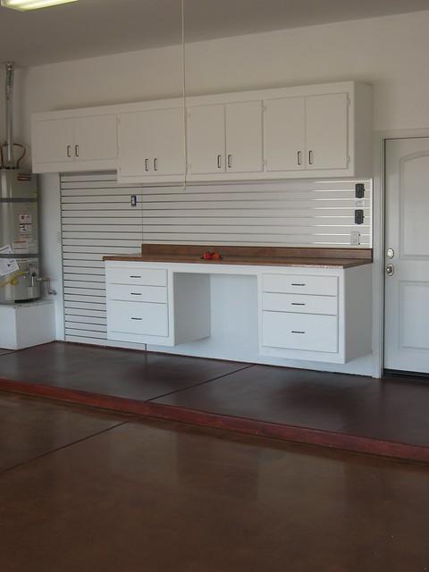Garage cabinets versatile garage cabinets for Versatile garages