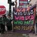 Lake Street Anti-war Protest