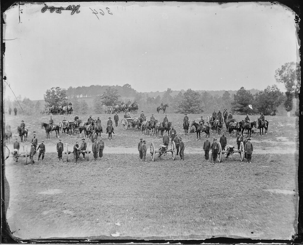 Essay/Term paper: American civil war