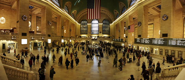 Grand Central Station main lobby