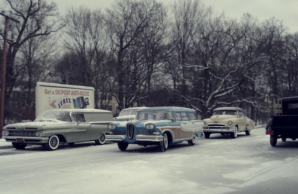 1958 Edsel Station Wagon